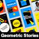 Geometric Stories Pack