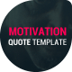 Motivational Quotes Opener