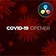 Covid-19 Opener