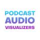 Podcast Audio Visualizers