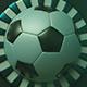 Tech Soccer Logo Transition