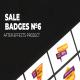 Sale Badges Vol.6