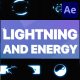 Lightning and Energy Elements | After Effects