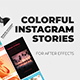 Colorful Instagram Stories Pack
