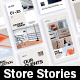 Online Store Stories Pack