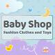 Kids Store / Fashion sale