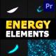 Energy Elements | Premiere Pro MOGRT