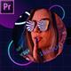 Colorama - Glitch Opener // Premiere Pro