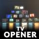 Old TV Retro Opener