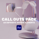 Design Call Outs Pack