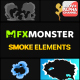 Cartoon Smoke   Motion Graphics