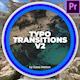 Typo Transitions v2