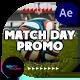 Match Day Promo   Football