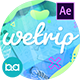 Wetrip - Adventure & Travel Slideshow   After Effects