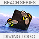 Beach Series - Logo Diving