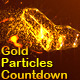 Gold Particles Countdown