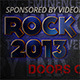 Rock Party Event Promo