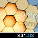 Hexagon World Logo Reveal