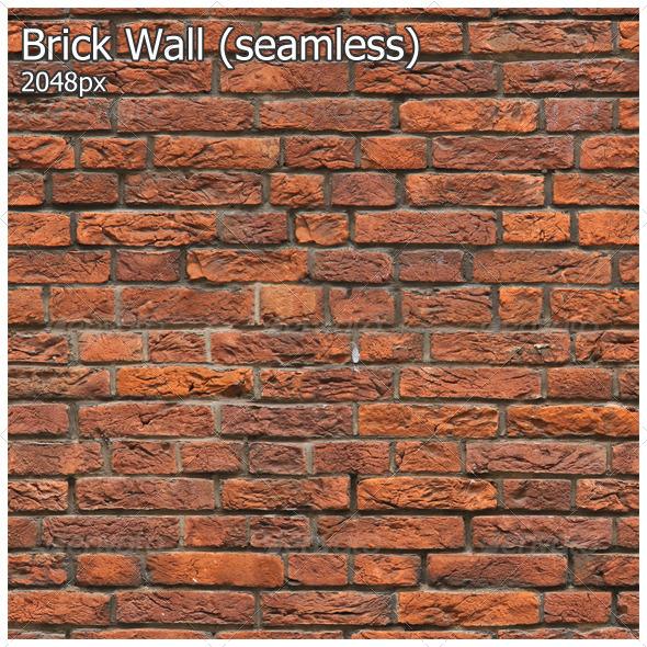 Brick Wall (seamless)