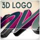 3D Lux Reborn Logo Ident