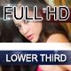 Broadcast Lower Third