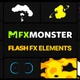 Cartoon Flash FX | Motion Graphics