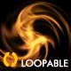 Vortex Flame I - HD Loop
