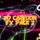 3D Cartoon FX Pack 2