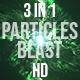 Particles Energy Blast