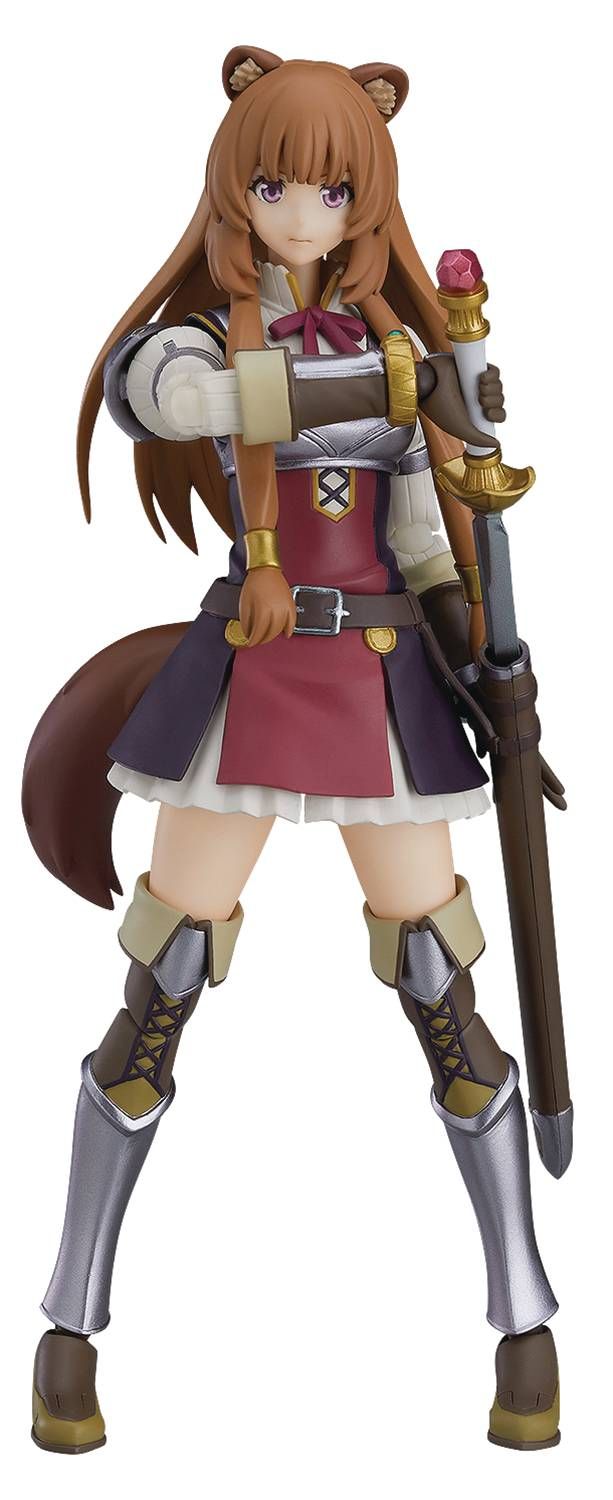 The Rising Of The Shield Hero Raphtalia : rising, shield, raphtalia, NOV198848, RISING, SHIELD, RAPHTALIA, FIGMA, Previews, World