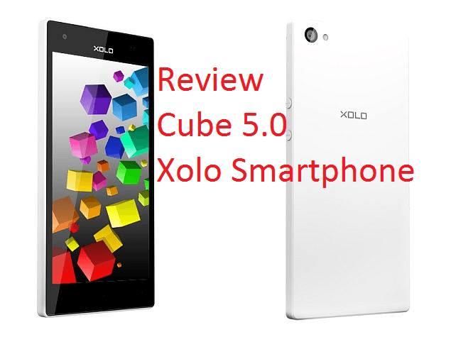Xolo Smartphone Cube 5.0