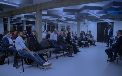 Previsico hosts evening of world experts to discuss how the latest forecasting technologies can build resilience to floods and storms