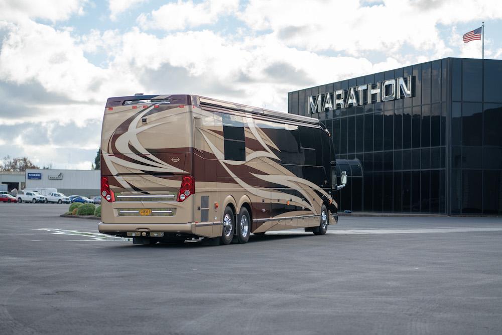 Marathon Coach 1293 Marathon Coach