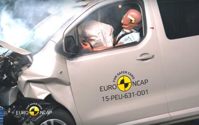 Koliko su bezbedna nova kombi vozila?