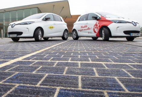 Francuzi počinju sa izgradnjom solarnog auto-puta!