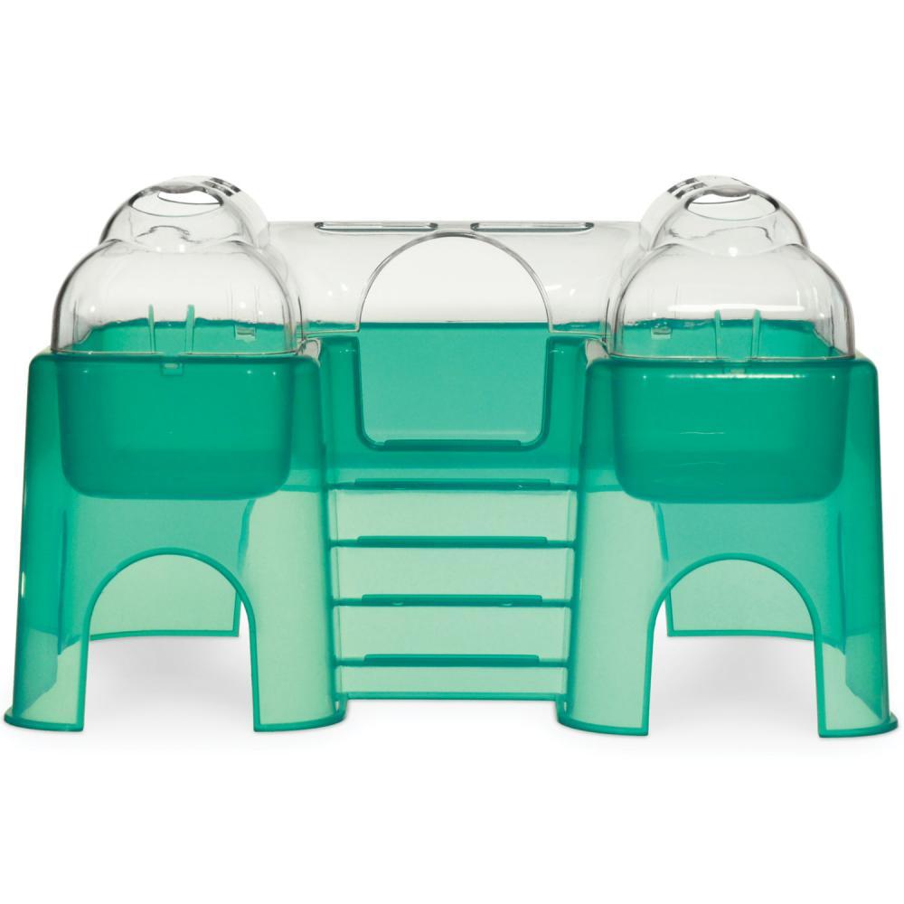 Plastic Hamster Castle 2045 Prevue Pet Products