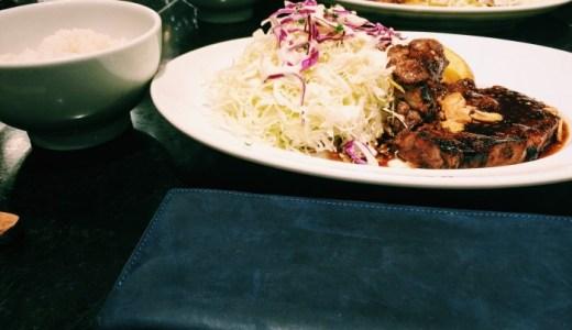 品川『リブラボキッチン』にて、お肉を食べながら打ち合わせ中