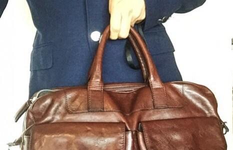 社長が、『マットーネ・アルヴィート(ココマイスターのビジネスバッグ)』を選んだ理由