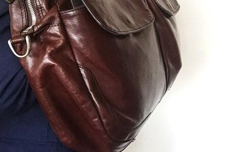 マットーネ・アルヴィート(ココマイスターの革製ビジネスバッグ)を長く使っていただくために、心がけてほしいこと