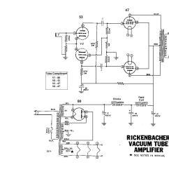rickenbacher electro model b schematic [ 1515 x 1130 Pixel ]