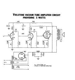 mystery amp 1 schematic [ 1256 x 1425 Pixel ]