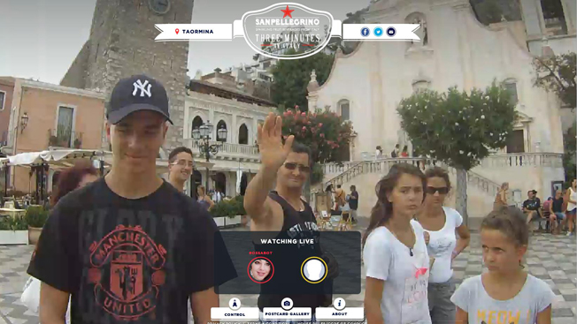 Three Minutes in Italy 1