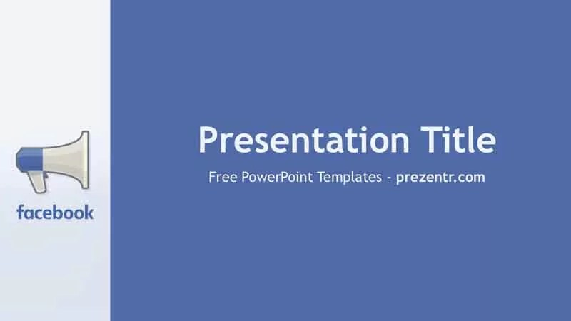 free facebook advertising powerpoint