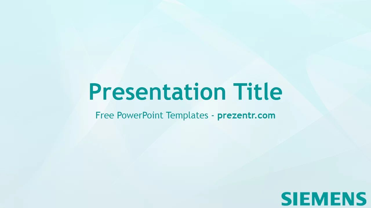 free education ppt template