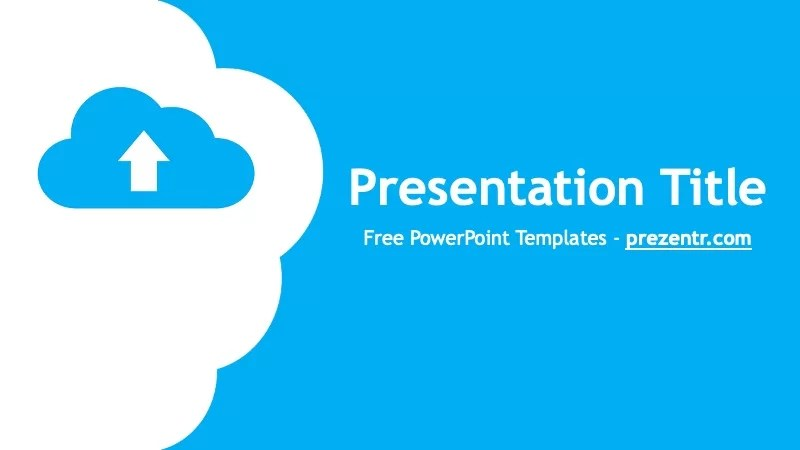 Today's businesses are increasingly complex and diverse. Free Cloud Storage Powerpoint Template Prezentr Ppt Templates