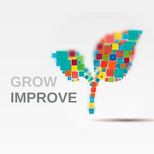 Grow and Improve - Prezi Template