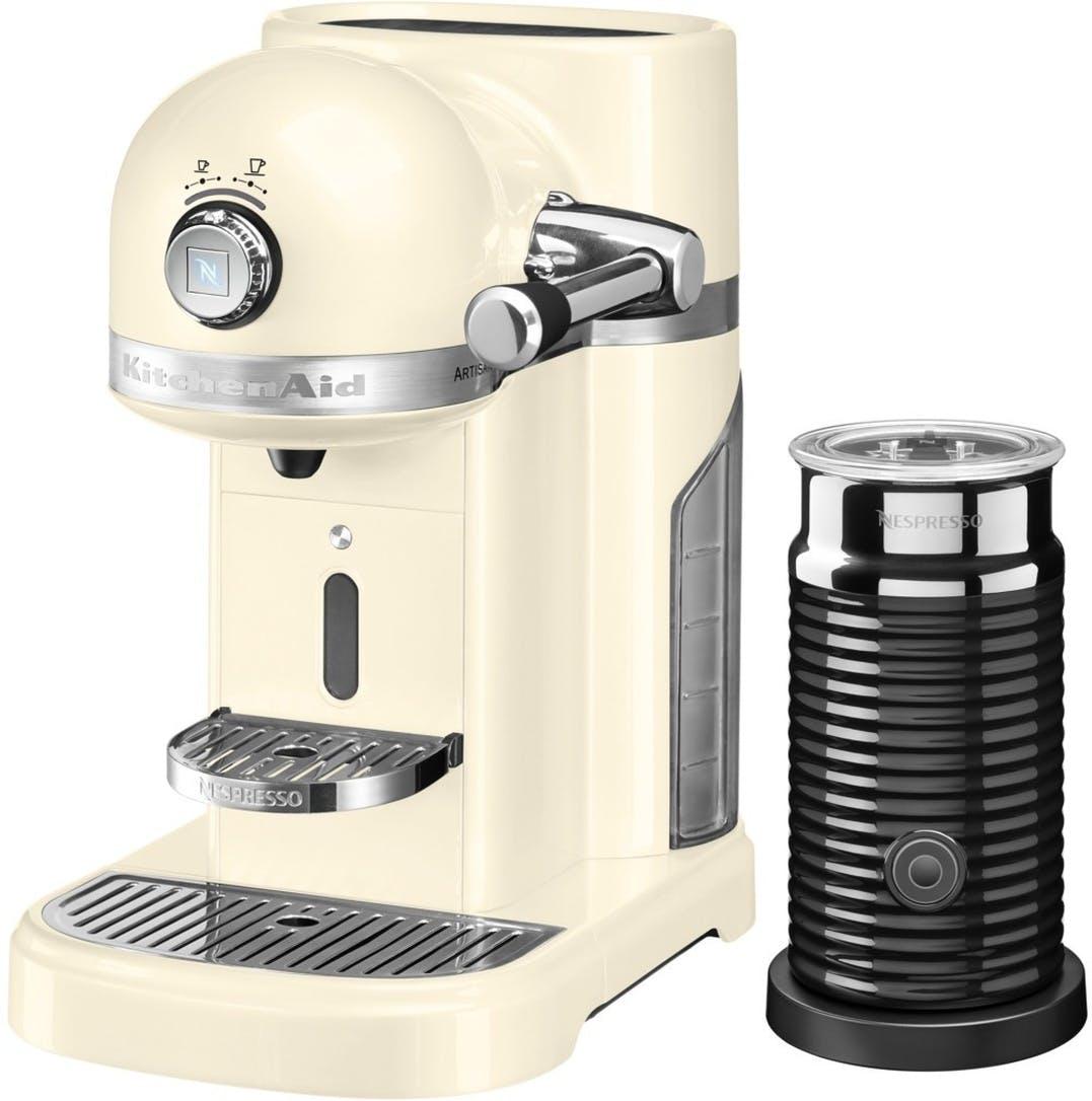 Prezola - Artisan Nespresso With Aeroccino; Almond Cream ...