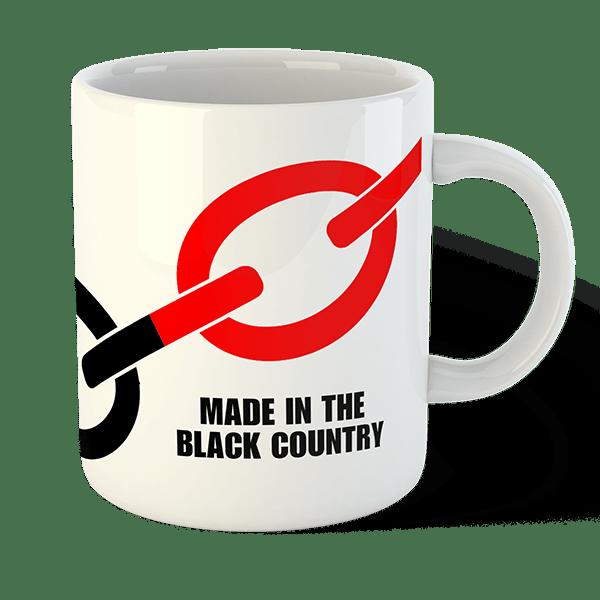 Black Country & Proud Mug Side 1