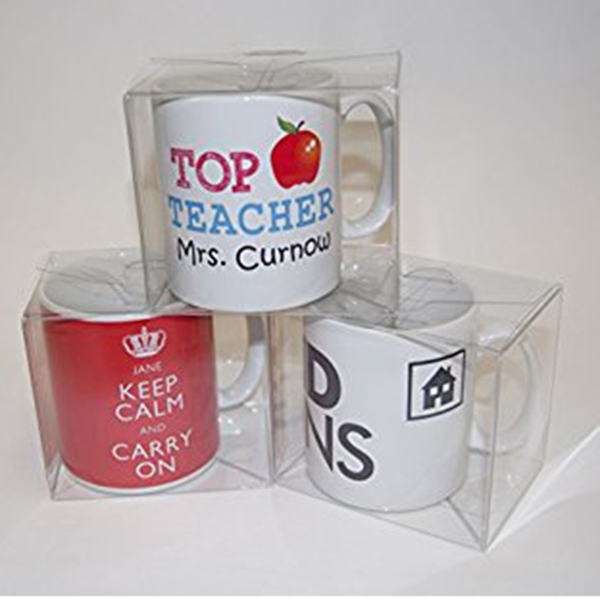 MUG IN ACETATE PRESENTATION BOX