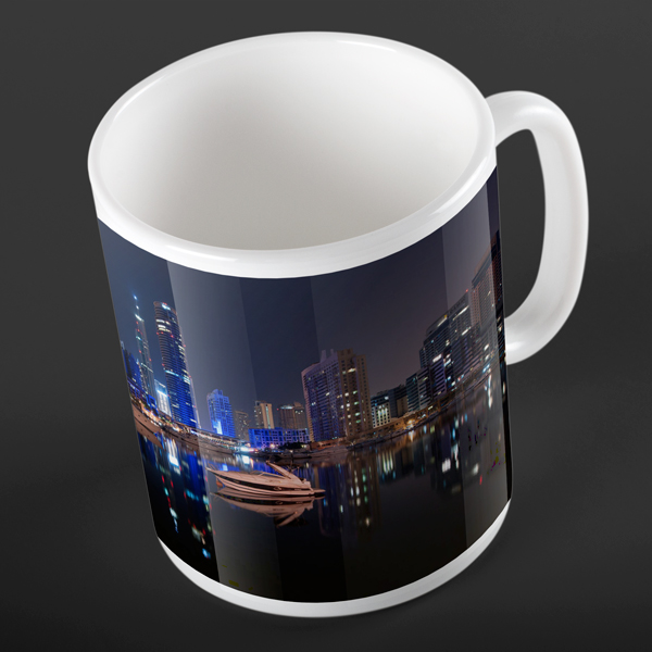 SINGLE PHOTO MUG SIDE